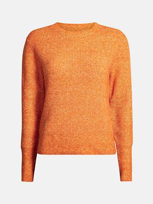 Bik Bok Line tröja - Mörkorange