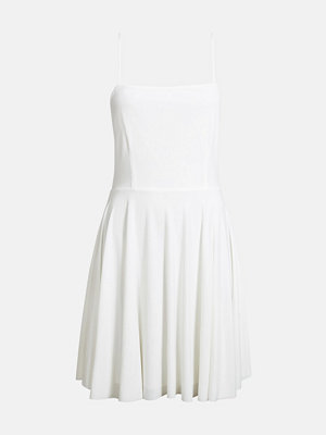 Bik Bok Annie new klänning - Vit