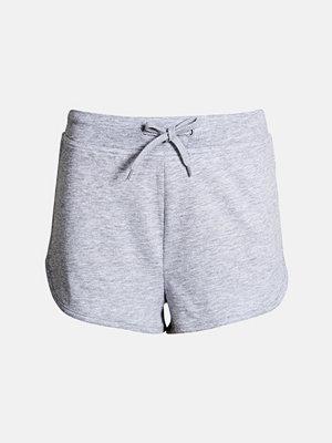 Shorts & kortbyxor - Bik Bok Betty shorts - Ljusgrå