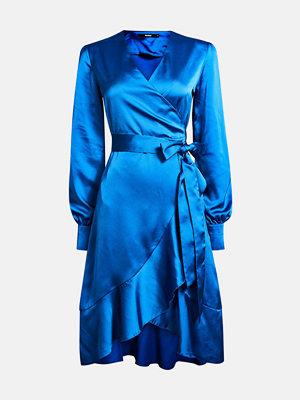 Bik Bok Cassandra klänning - Blå