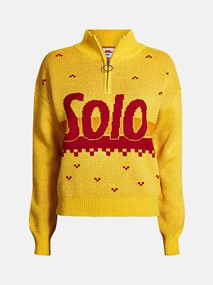 Tröjor - SOLO Solo tröja - Mörkgul