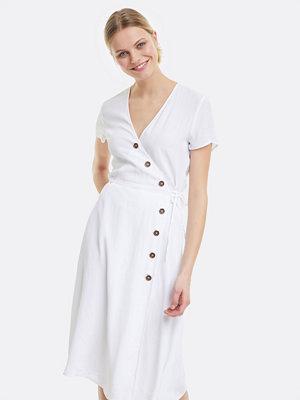 Bik Bok Eline klänning - Vit