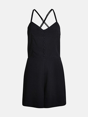 Jumpsuits & playsuits - Bik Bok Summer romper - Svart