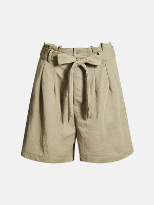 Shorts & kortbyxor - Bik Bok Susie shorts - Grön
