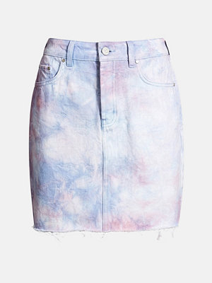 NEVER DENIM Skirty denim skirt - Multi