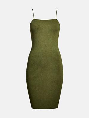 Bik Bok Kendall new klänning - Grön
