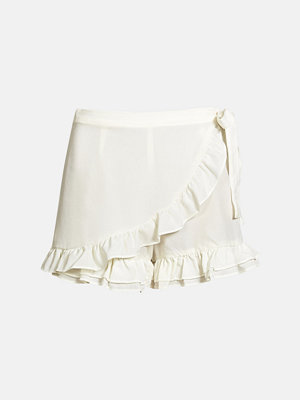 Shorts & kortbyxor - Bik Bok Figaro shorts - Vit