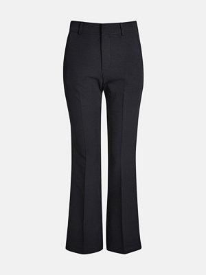 Bik Bok svarta byxor Vilma trousers - Svart