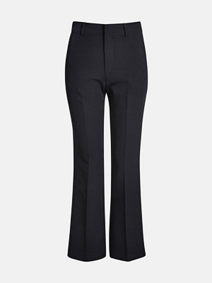 Bik Bok svarta byxor Vilma suit trousers - Svart