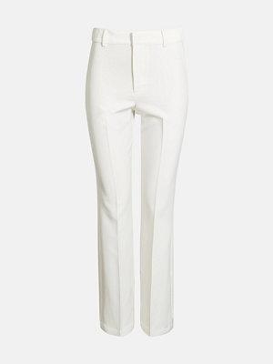 Bik Bok vita byxor Vilma trousers - Vit