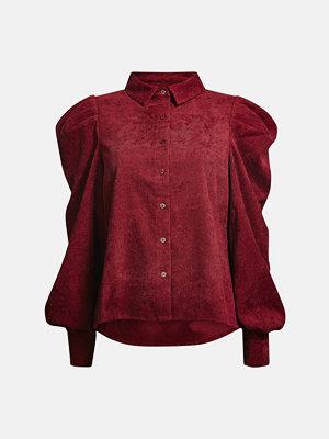 Bik Bok Carrie shirt - Röd