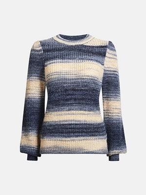 Bik Bok Joy knitted sweater - Melerad mörkblå