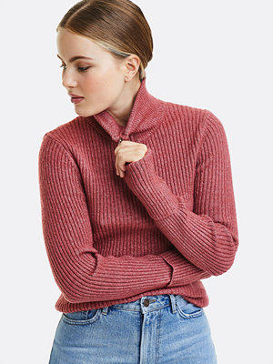Bik Bok Filippa jumper - Ljusrosa