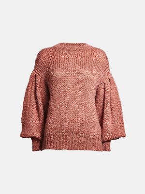 Bik Bok Beach sweater - Ljusrosa