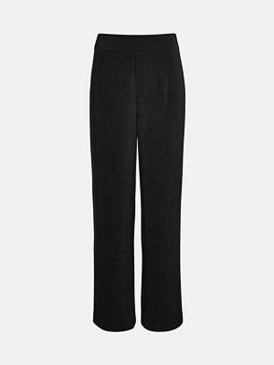 Bik Bok svarta byxor Andrine trousers - Svart