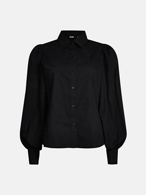 Skjortor - Bik Bok Jenny shirt - Svart