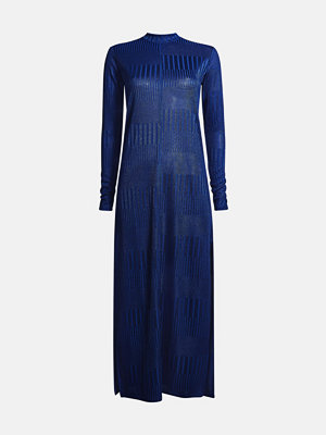 Bik Bok Blake dress - Djupblå