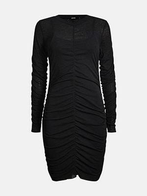 Bik Bok Mikado dress - Svart