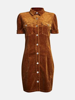 Bik Bok Cordine dress - Senapsgul