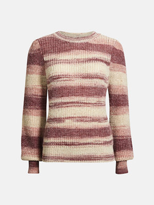 Tröjor - Bik Bok Joy knitted sweater - Ljusrosa