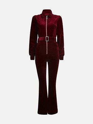 Bik Bok Corry jumpsuit - Röd