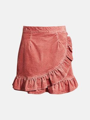 Kjolar - Bik Bok Sainty kjol - Ljusrosa