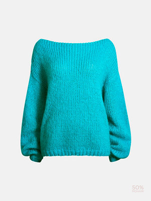 Bik Bok Moisha knitted sweater - Blå
