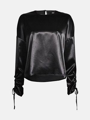 Skjortor - Bik Bok Platina blouse - Svart