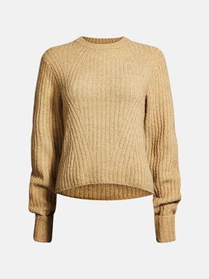Tröjor - Bik Bok Sara knitted jumper - Brun