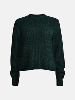 Bik Bok Sara knitted jumper - Mörkgrön