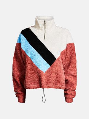 Tröjor - Bik Bok Aspen sweater - Ljusrosa