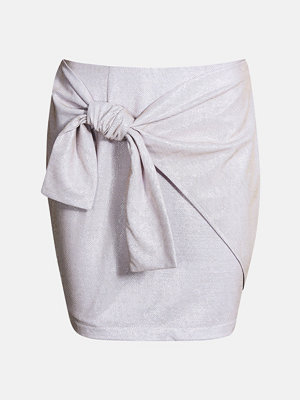 Bik Bok Twerk skirt - Ljusrosa