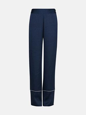 Bik Bok Olly bukse - Marinblå byxor