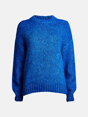 Bik Bok Arya knitted jumper - Djupblå