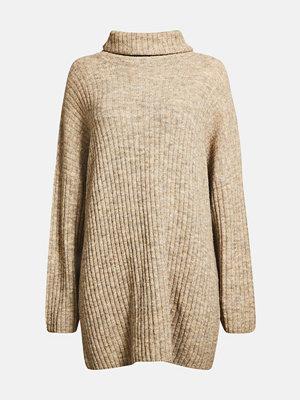 Bik Bok Rosa knitted jumper - Ljusbeige