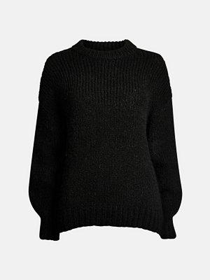 Bik Bok Arya knitted jumper - Svart