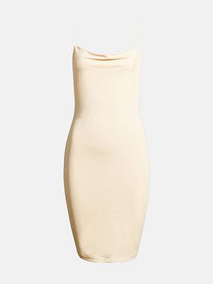 Bik Bok Slip sleeveless dress - Ljusbeige