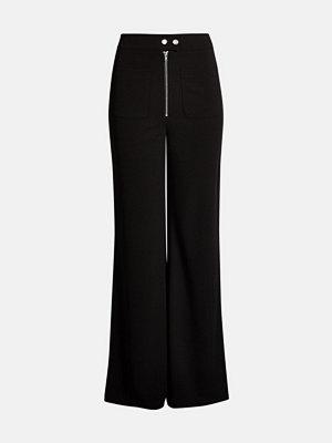 Bik Bok svarta byxor Moda pant - Svart