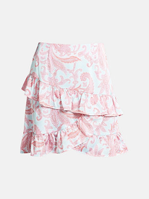 Bik Bok LykkeLi satin skirt - Multi