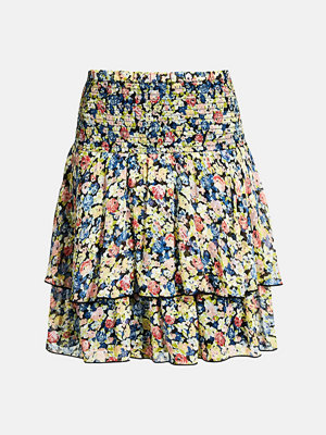 Bik Bok Lucky chiffon skirt - Multi