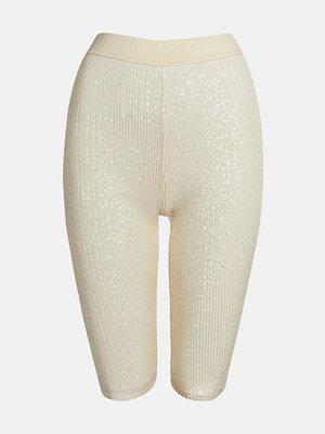 Bik Bok Bling shorts - Offwhite