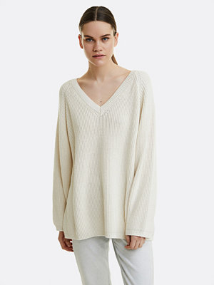 Bik Bok Willia knitted jumper - Vit