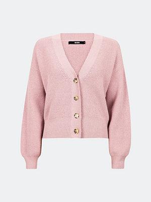 Bik Bok Pine knitted cardigan - Ljuslila
