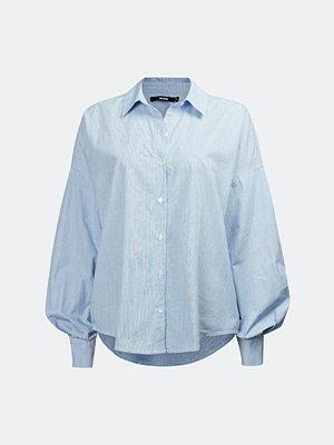 Bik Bok Gabs organic cotton shirt - Blå