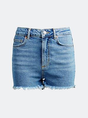 NEVER DENIM Cruz denim shorts - Blå