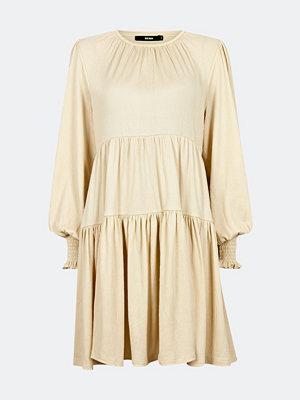 Bik Bok Lou långärmad klänning - Offwhite