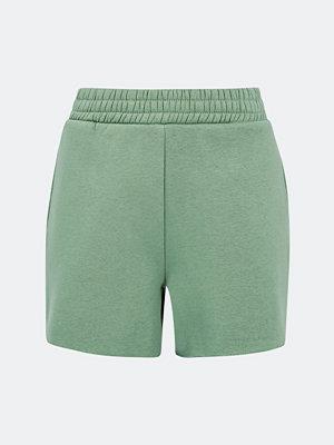 Shorts & kortbyxor - Bik Bok Justin sweatshorts - Grön