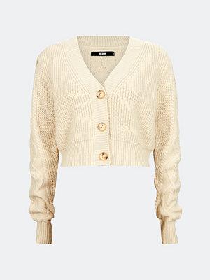 Bik Bok Belle knitted cardigan - Vit