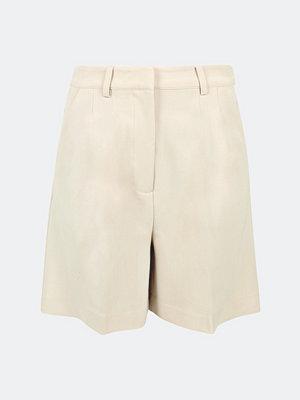 Shorts & kortbyxor - Bik Bok Smock bermudashorts - Beige