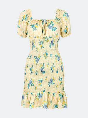 Bik Bok Flower mönstrad klänning - Multi